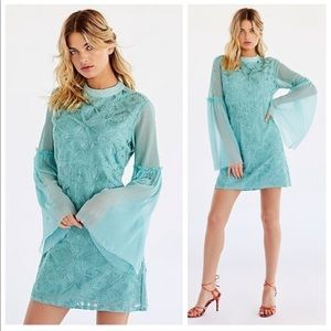 Free People Dresses - Free People mini boho dress